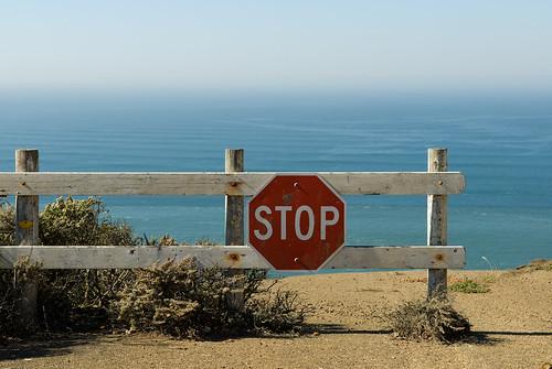 Stop! Ocean