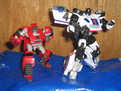 Jazz & Windcharger (crystille21) Tags: transformers