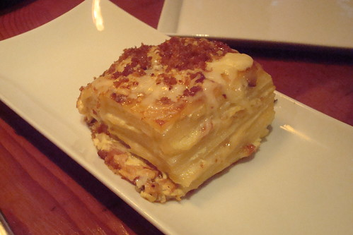 Potato Gratin at Boho