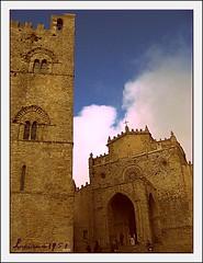 ERICE - SICILY (Luciana1951) Tags: travel italy church sicily abigfave bellitalia