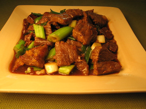 Mongolian Beef 007