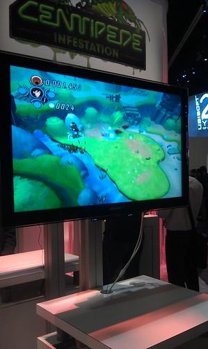 Centipede E3 2011