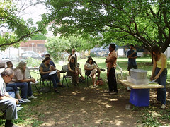 composting workshop (by: Sustainable 19125)