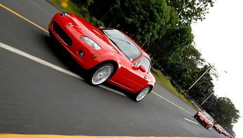 New MX-5 Preview with the Miata Club of the Philippines