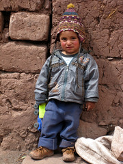 Peruvian Boy (MaulPhotography) Tags: peru landscape flora cusco andes machupicchu peruvianchildren peruvianimages
