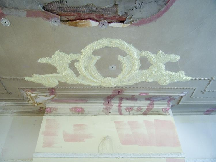 plaster again