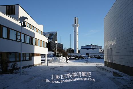 Alvar Aalto Seinäjoki