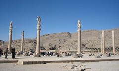 Persepolis (ferkel) Tags: world travel iran places persepolis touraroundtheworld