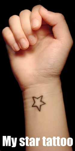 cat butterfly tattoo tips on getting a tattoo star tattoos on wrist