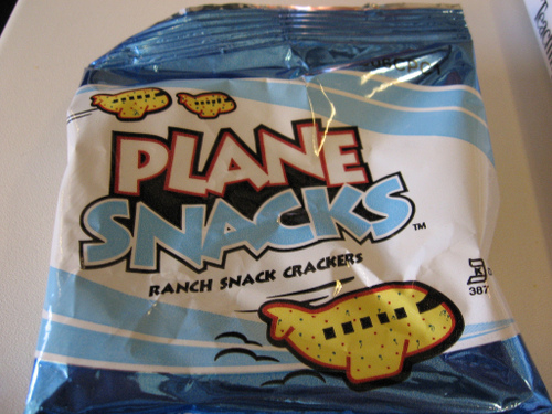 Say Goodbye To 'Snacks On A Plane'