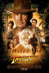 Indiana Jones 4 official poster