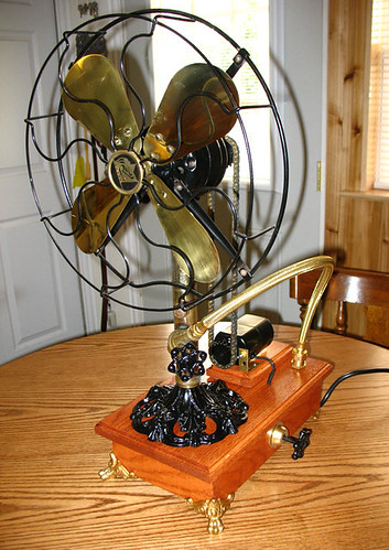 Steampunk Fan 2