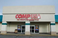 My CompUSA is closing down (ronaldhennessy) Tags: new york ny retail island li store long closing compusa hauppauge