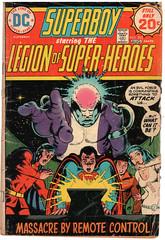 Legion of Super-Heroes 203 (Todd Wilson) Tags: comics superboy lsh legionofsuperheroes legionaires