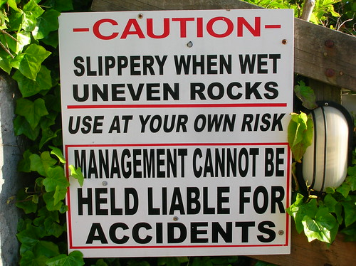 management cannot be held liable