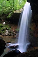 Cucumber Falls (Knotty Bob) Tags: statepark waterfall pennsylvania cucumber falls pa ohiopyle cucumberfalls fayettecounty cucumberrun