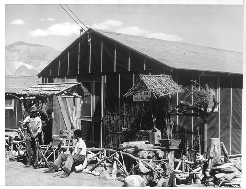 Manzanar - BLK. 23 BLDG. 29