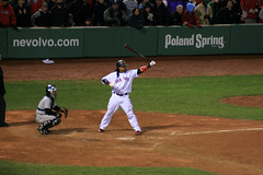 Manny Looks Confident (BennyPix) Tags: trip vacation copyright toronto cold sports rain boston canon geotagged ma eos downtown baseball cloudy stadium massachusetts sox © redsox newengland overcast april bluejays 1912 fenway day4 2008 manny graysky allrightsreserved ramirez mapped mlb 30d bosox unauthorizeduseprohibited unauthorizedusestrictlyprohibited allcommercialuseprohibited