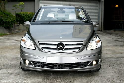 2006 Mercedes Benz B200 Turbo. Mercedes Benz B200 Turbo
