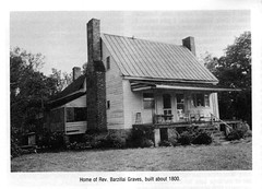 Barzillai Graves House