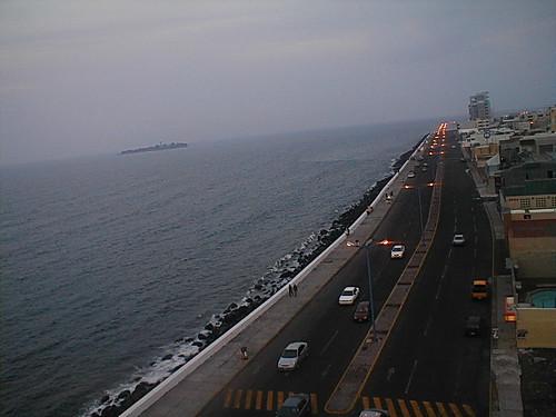 Boulevard en Veracruz  Mexico PC300002