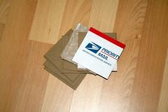 Cardboard Squares