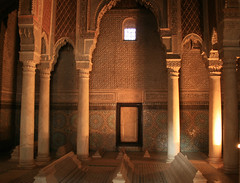 tomb (fatimaflicks) Tags: travel colors morocco maroc fatima