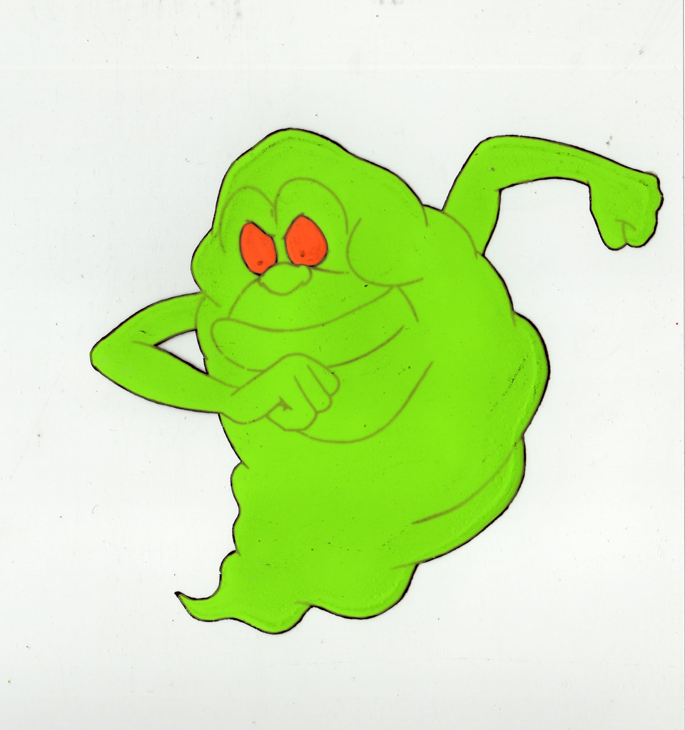 The Worlds Most Recently Posted Photos Of Cartoon And Slimer
