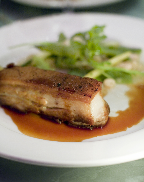 Palate Glendale Pork Belly