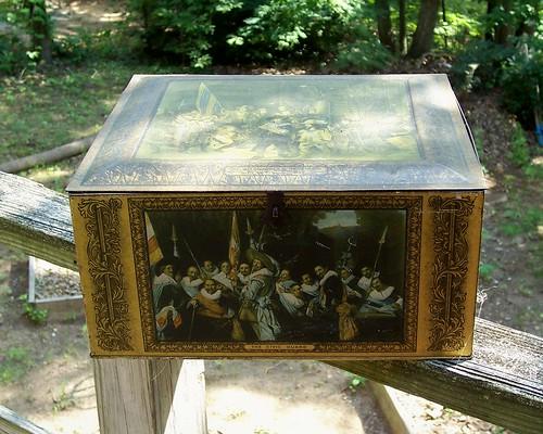 My grandmother had a box