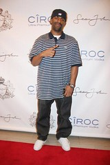 dj clue at a diddy party