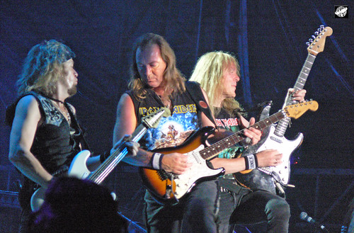 Grandes guitarristas del Rock y Heavy Metal