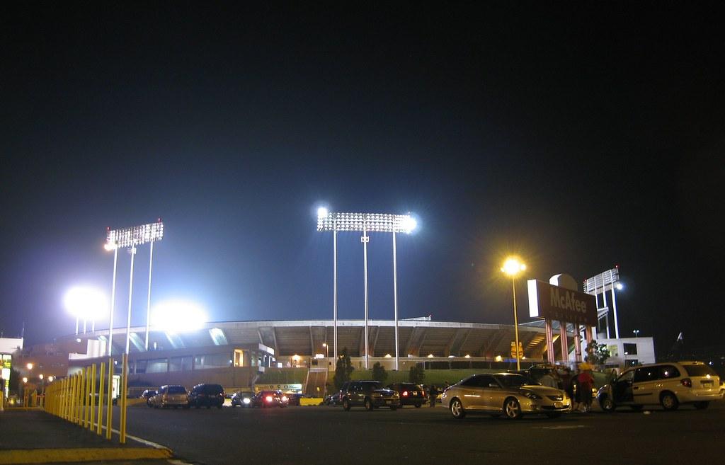 McAfee Stadium