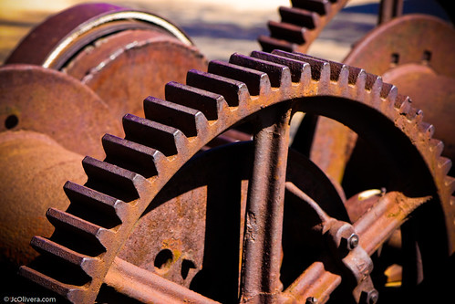 GoldField GhostTown Machinery