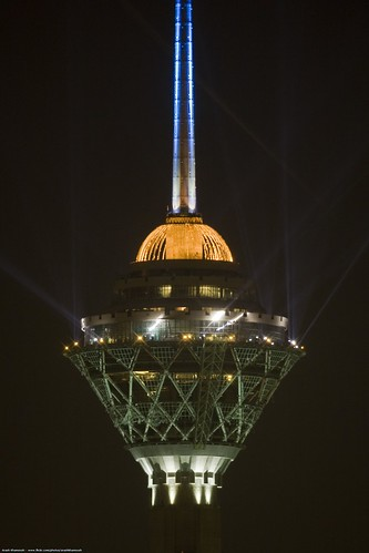 برج میلاد, Milad Tower by Arash_Khamoosh.