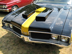 H/O 442 (Hugo90-) Tags: auto show car washington shelton ho oldsmobile 442 hcar