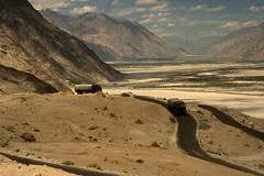serpentine roads