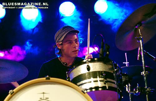 The Rhythm Chiefs @ Huntenpop 2008