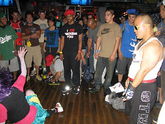 Bgirl Syndi VS. Hella Hung