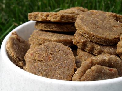 Recipes for doggie treats