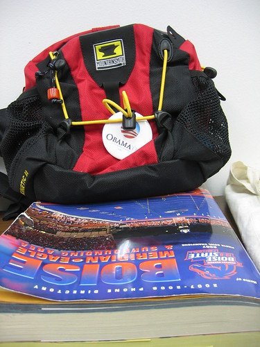 politics volunteers boise democrats obama grassroots campaigns packs campaigning obama08 obamahq lumbarpacks