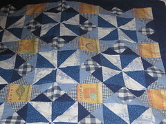 Isabel's Birth Quilt