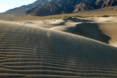 Sand Ghost (offyonder) Tags: california ca usa mountains sunshine sand wind valley deathvalley daytime blowingsand