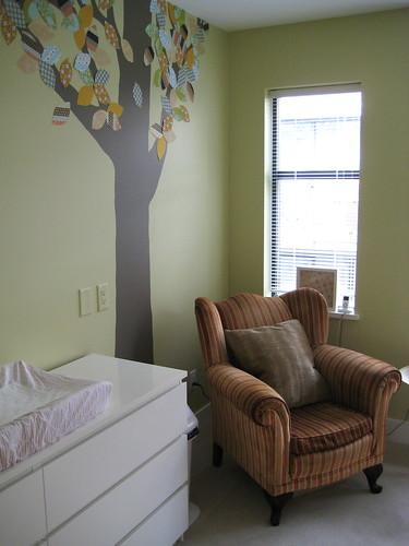 Lila's nursery por Andrea Bellamy.
