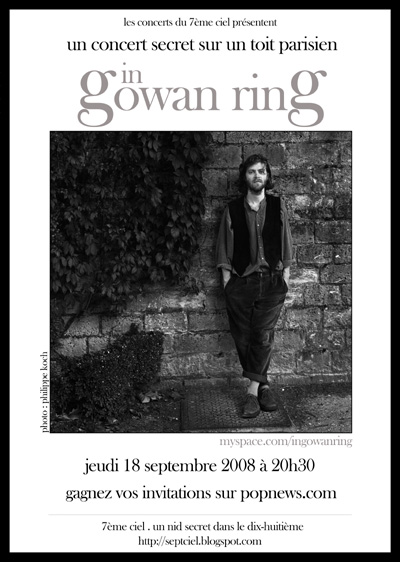 In Gowan Ring / Birch Book