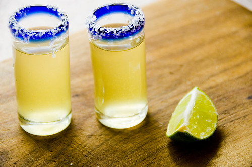 margarita shots