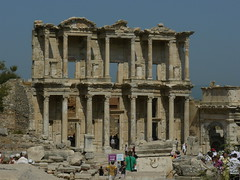 Library of Celsus at Ephesus (David Brockman) Tags: turkey ephesus libraryofcelsus