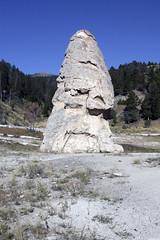 Liberty Cap (Henk Schrijvers) Tags: libertycap yellowstonepark