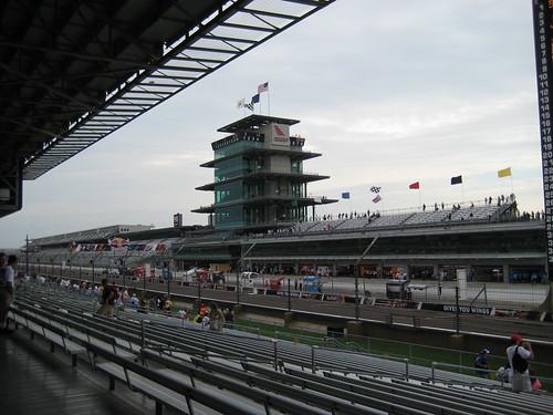 Deck 1, Indianapolis Speedway