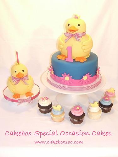 Duckies & Daisies